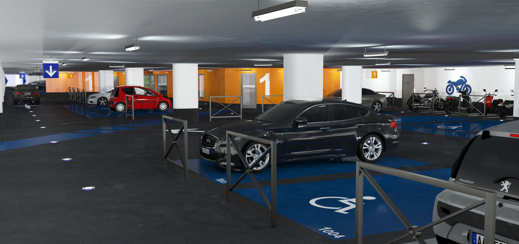 J ai opt pour une place de parking souterrain - Comment acheter un parking ...