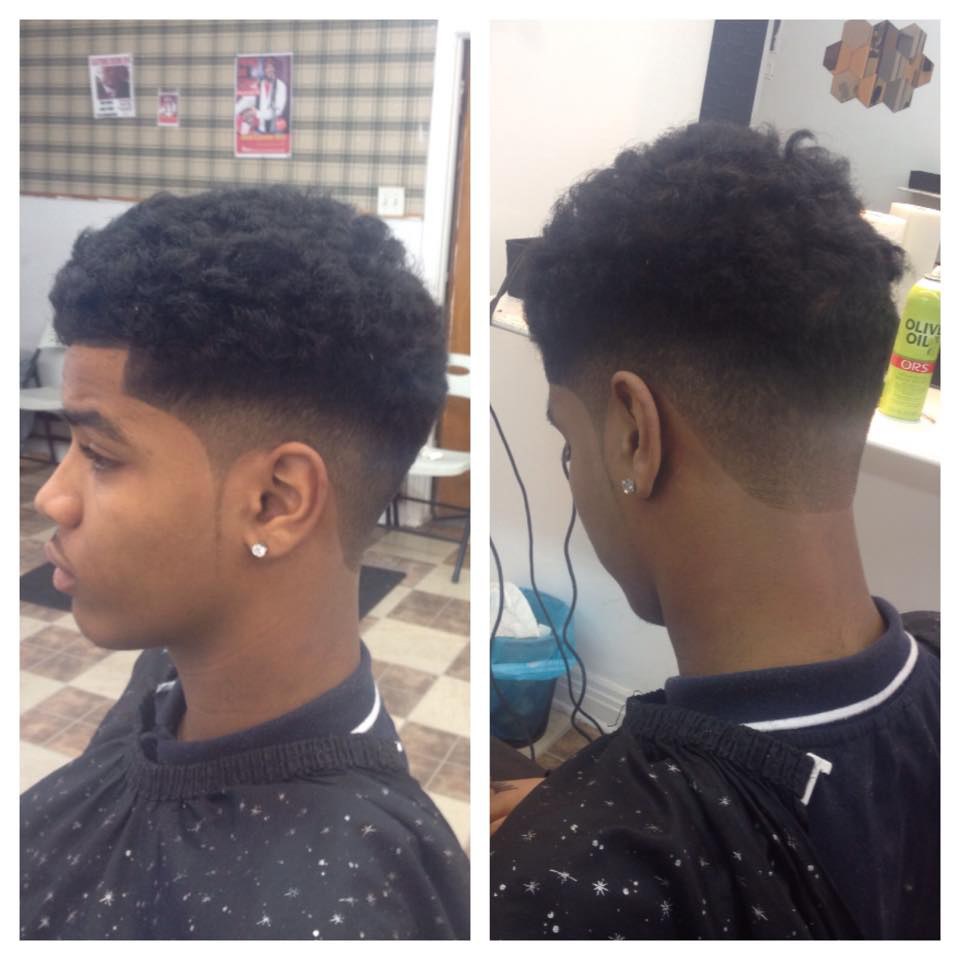 Degrade homme on pr f re des coupes d grad es pour un maximum de style - Coupe de cheveux mec ...